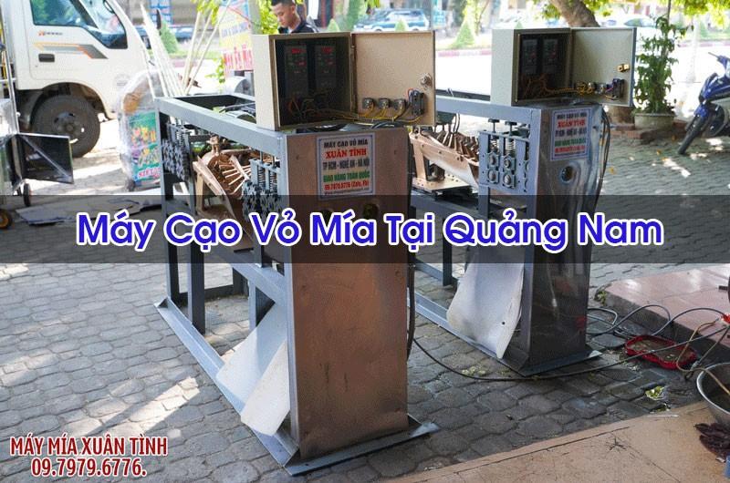 May Cao Vo Mia Tai Quang Nam