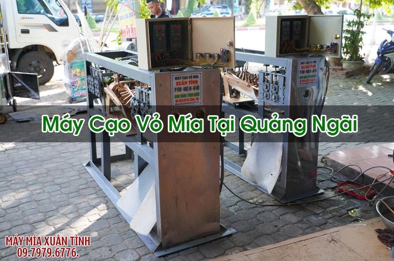 May Cao Vo Mia Tai Quang Ngai